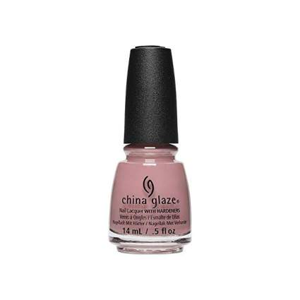 Raisin puce nail polish by China Glaze