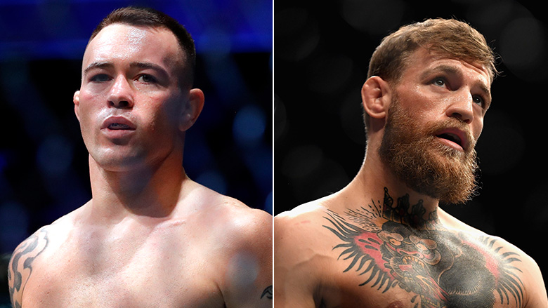 Colby Covington, Conor McGregor