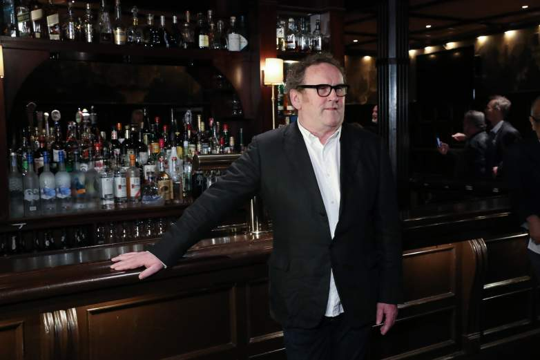 "Colm Meaney attends ""The Iceman Cometh"" Broadway Meet The Press at Delmonico's on April 11, 2018 in New York City."