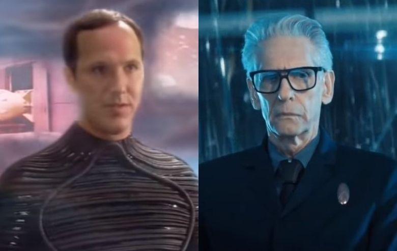 "Daniels from ""Star Trek: Enterprise"" and Kovich from ""Star Trek: Discovery"""