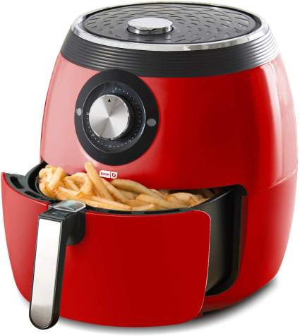 Dash deluxe air fryer self care gifts for mom