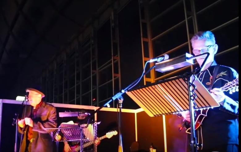 Enterprise Blues Band performing at Destination Star Trek Germany 2014