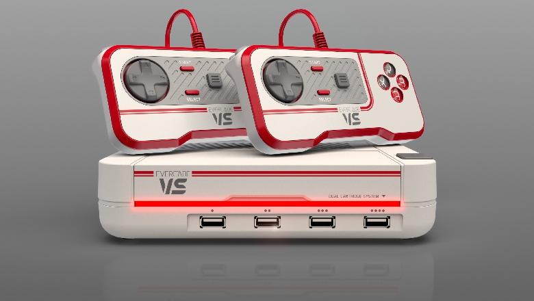 Evercade VS Console