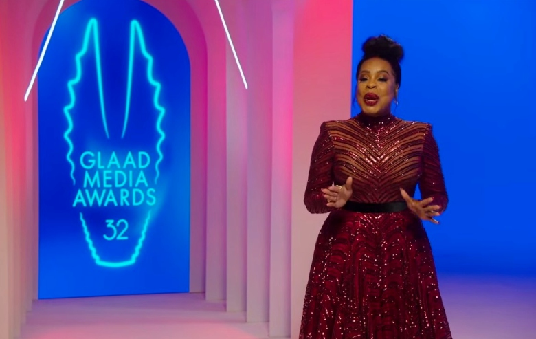 Niecy Nash hosts the 2021 GLAAD Media Awards