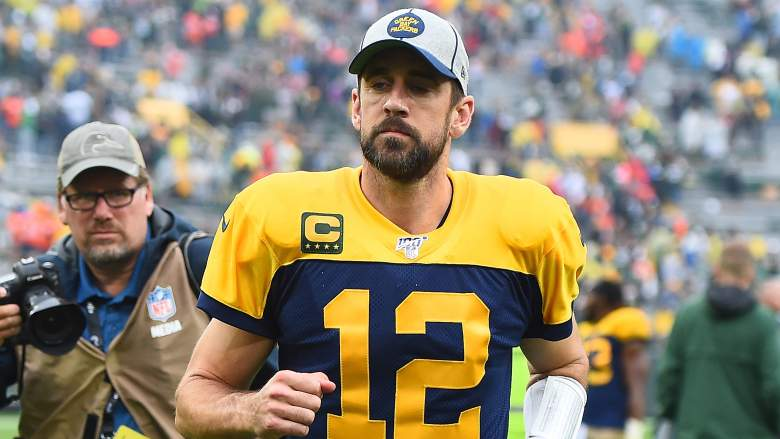 Aaron Rodgers Trade Destinations