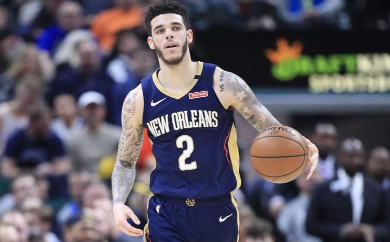 Lonzo Ball Clippers rumors
