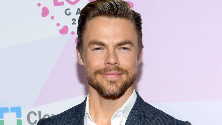Derek Hough attends the 24th annual Keep Memory Alive 'Power of Love Gala' benefit for the Cleveland Clinic Lou Ruvo Center for Brain Health