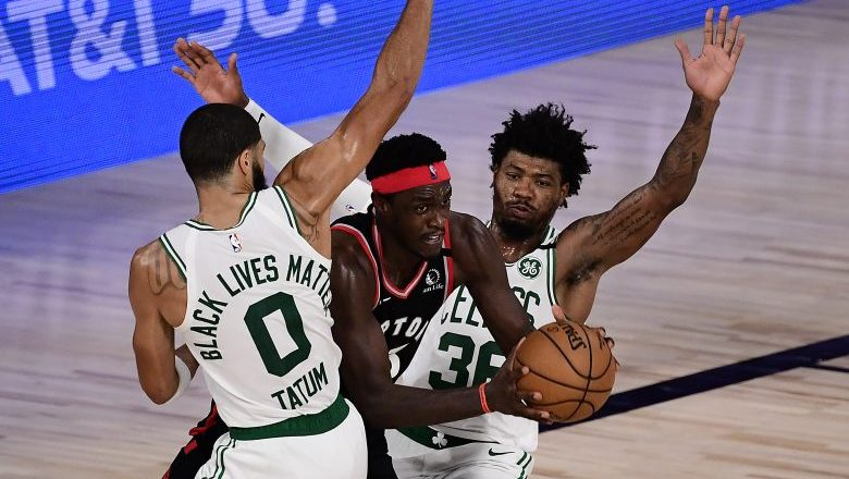 NBA suspends Celtics G Marcus Smart