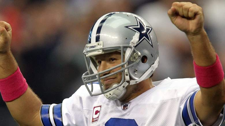 Tony Romo Cowboys