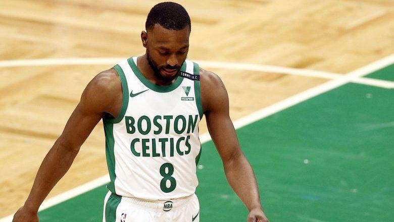 Kemba Walker sounds off after Celtics loss