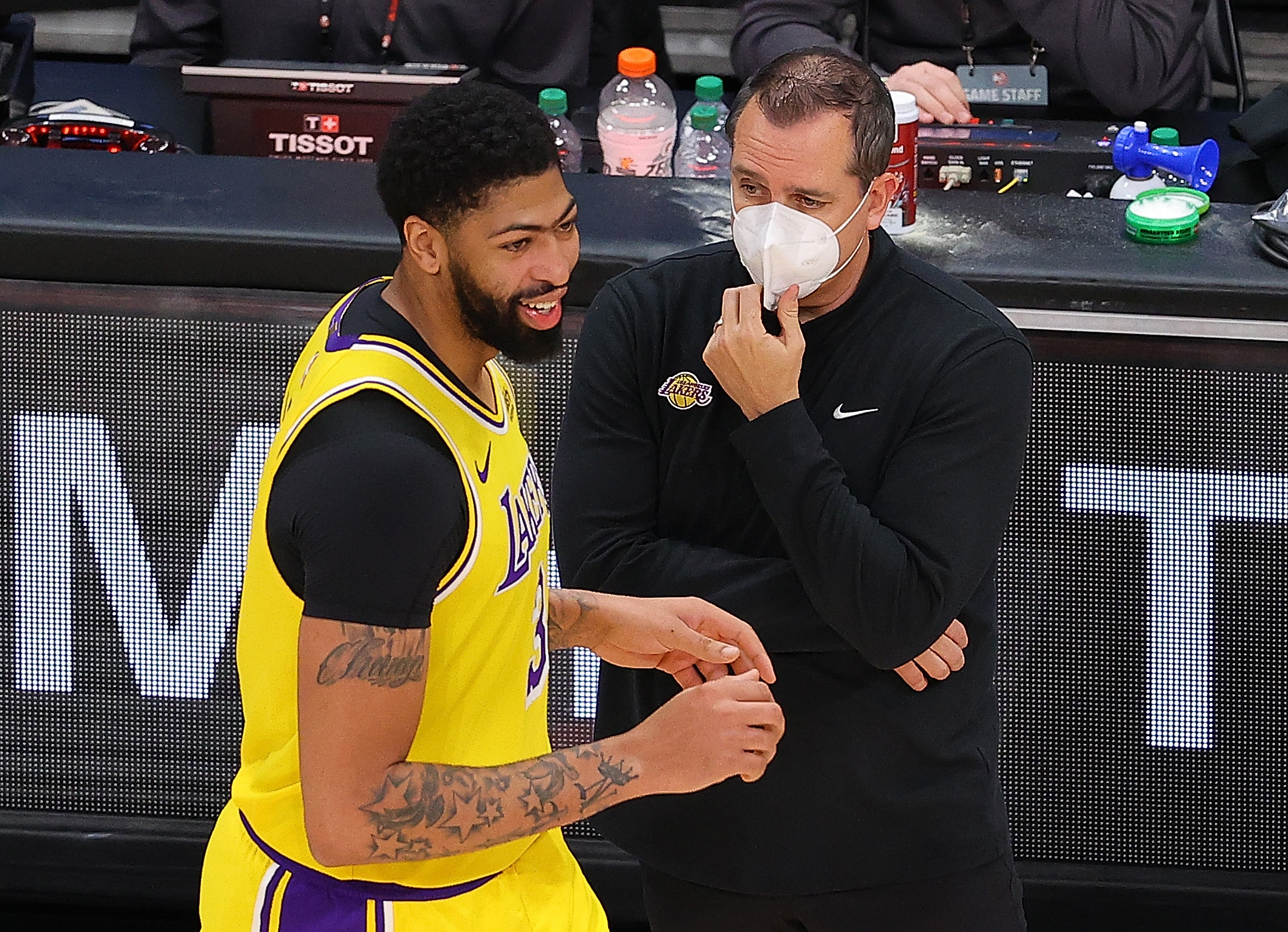 Lakers Coach Voices Eye-Opening Assessment of Celtics Starter