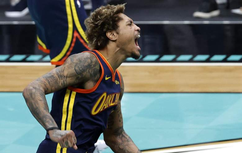 Kelly Oubre Jr., Warriors