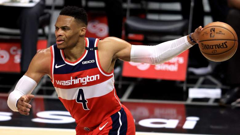 Russell Westbrook, Wizards