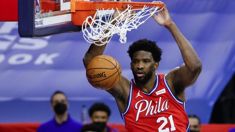 'Clearly MVP:' Sixers Stars Gush About Joel Embiid