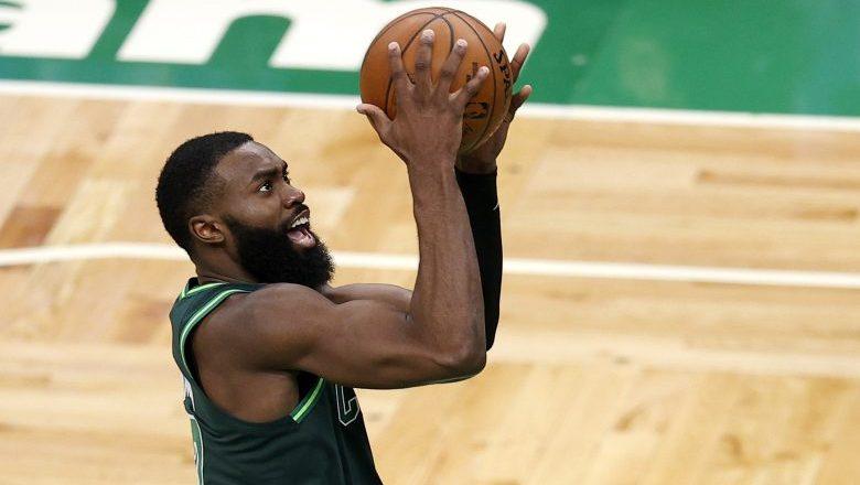 Jaylen Brown calls out Celtics defense
