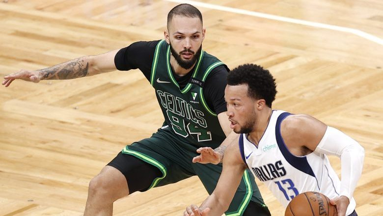 Evan Fournier talks after historic 4th quarter performance