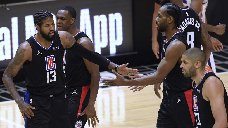 """The """"pretender"""" Clippers are 9-2 in their last 11 games."""
