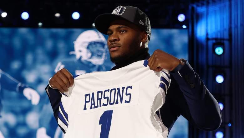Cowboys Draft