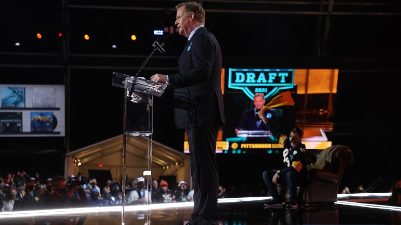 2021 NFL Draft Steelers