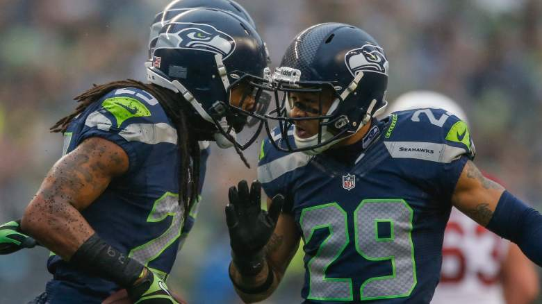 Earl Thomas and Richard Sherman