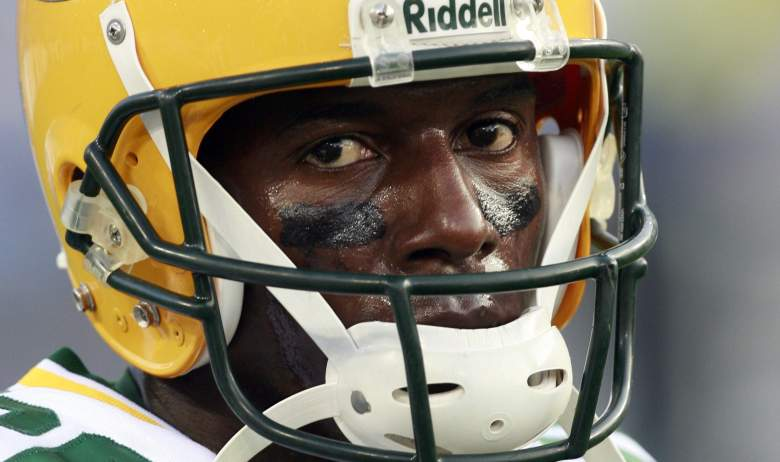 Donald Driver Packers