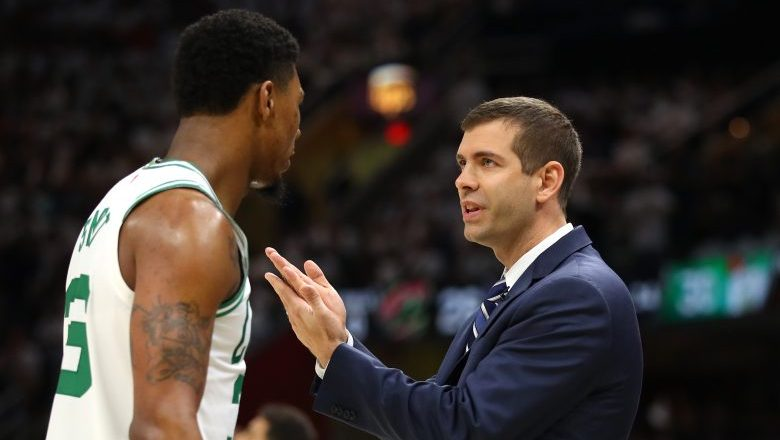 Brad Stevens has strong words for Marcus Smart