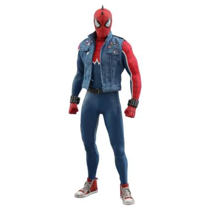 Hot Toys Spider-Man (Spider-Punk Suit)