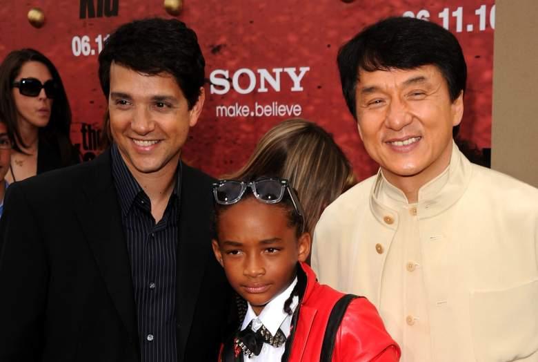 Jackie Chan, Ralph Macchio, Jaden Smith