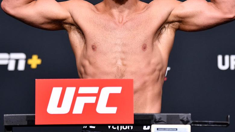 UFC Fighter Jeremy Stephens