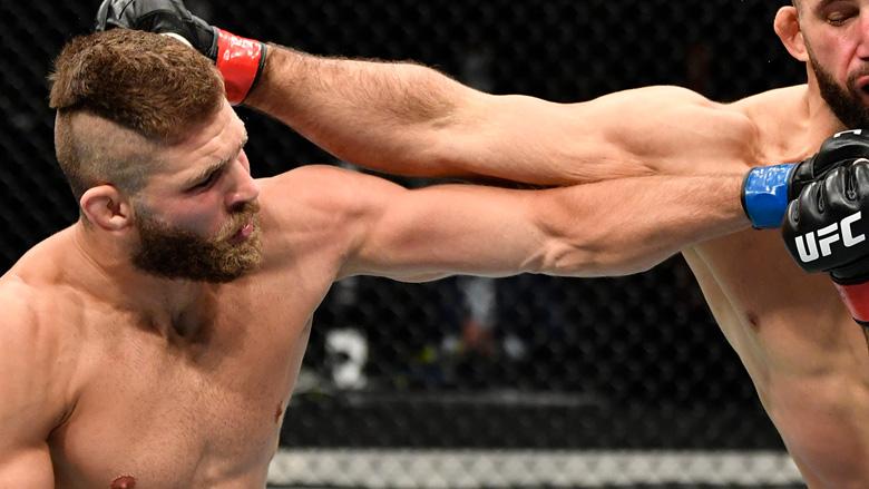 UFC Fighter Jiri Prochazka