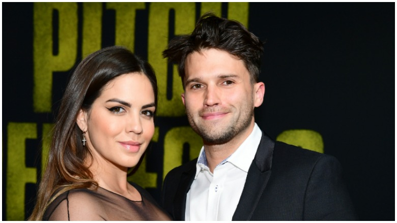 Katie Maloney-Schwartz and Tom Schwartz
