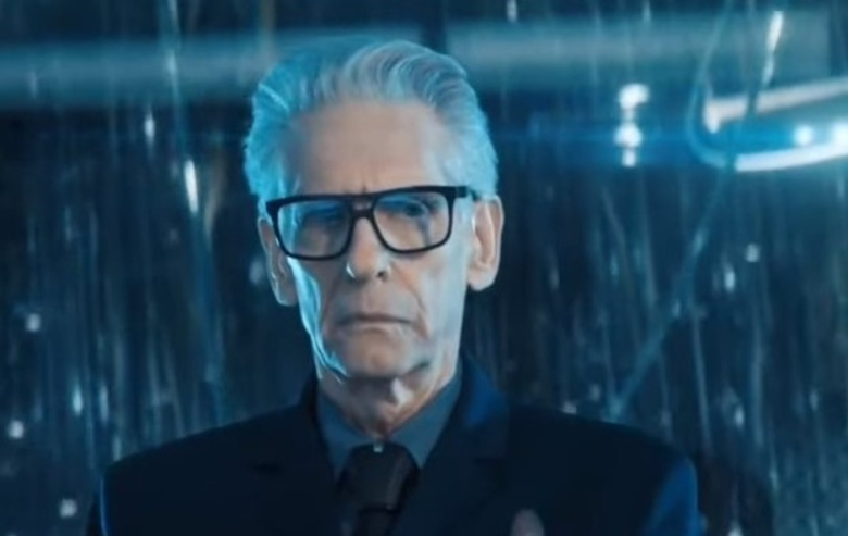 "David Cronenberg as Kovich in ""Star Trek: Discovery"""