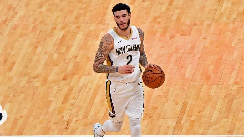 Bulls dan Pelicans membahas kesepakatan tiga tim dengan Lonzo Ball