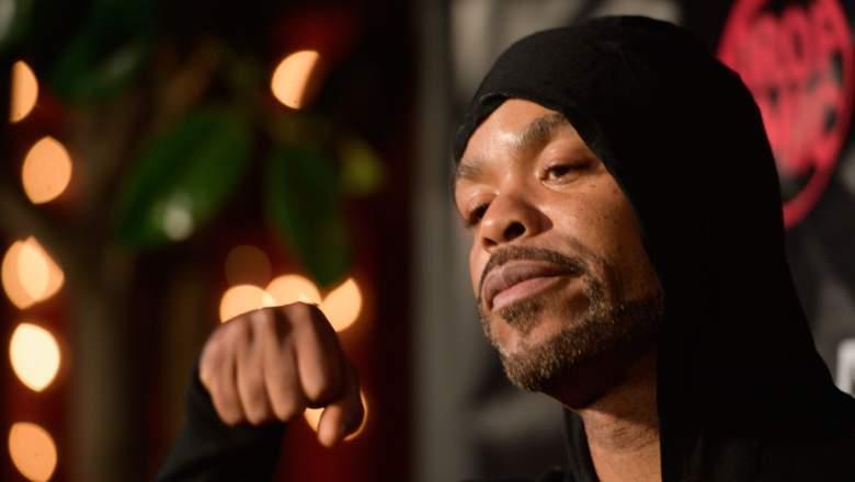 Method Man Talks Comics