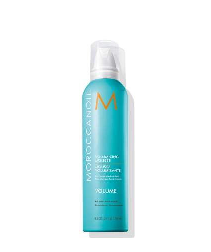 Moroccanoil Volumizing Mousse best volumizing hair products