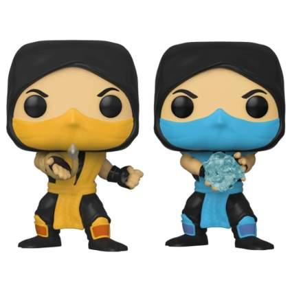 Mortal Kombat Video Game Funko Pops