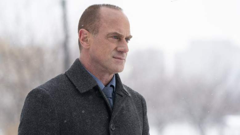 """What Happens in Puglia"" Episode 101 -- Pictured: Christopher Meloni as Detective Elliot Stabler"