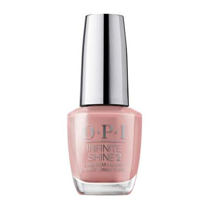 Warm pink toned nude polish by OPI