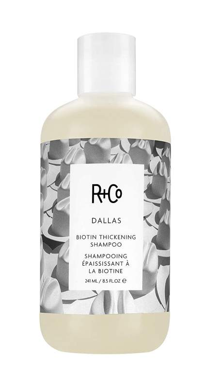 R+C Dallas Biotin Thickening shampoo best hair volumizing products