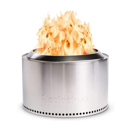 Solo Stove 27 Inch Stainless Steel Smokeless Yukon Fire Pit