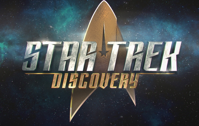"""Banner for the show """"Star Trek: Discovery"""""""
