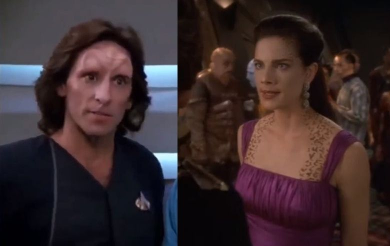 "Trill from ""Star Trek: The Next Generation"" and Trill from ""Star Trek: Deep Space Nine"""