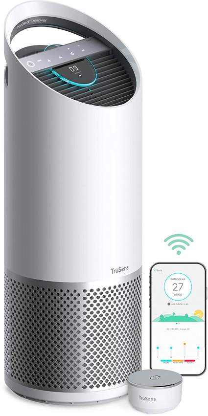 Trusens Smart Air Filter self-care gifts for mom
