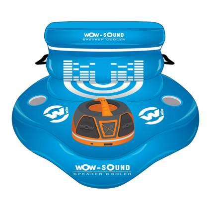 inflatable floating speaker cooler