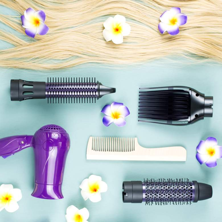 Blow dryer brushes