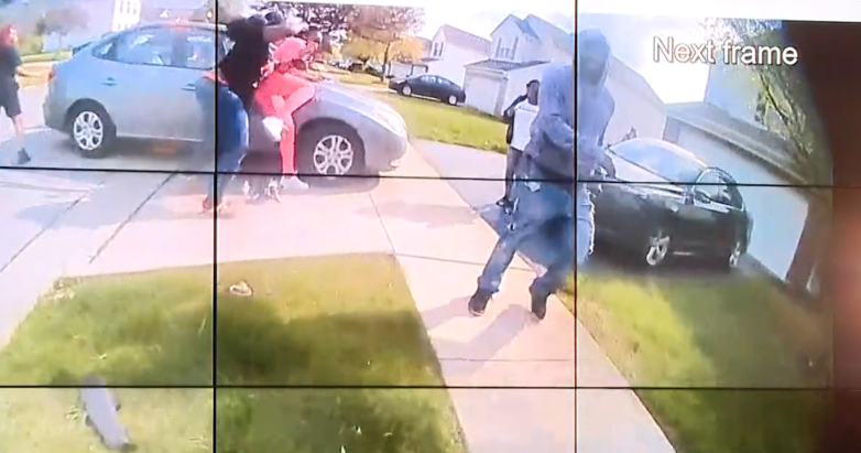 Ma'Khia Bryant Body Cam Video of Columbus Police Shooting