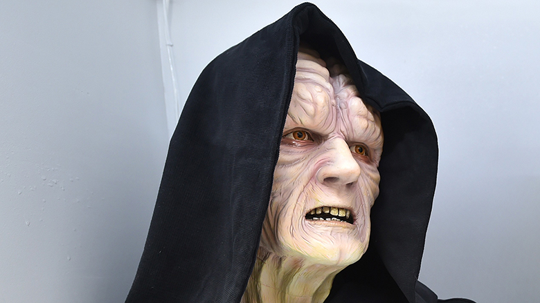 who played the emperor in star wars