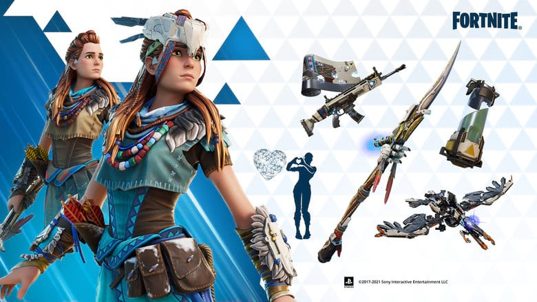 fortnite aloy bundle