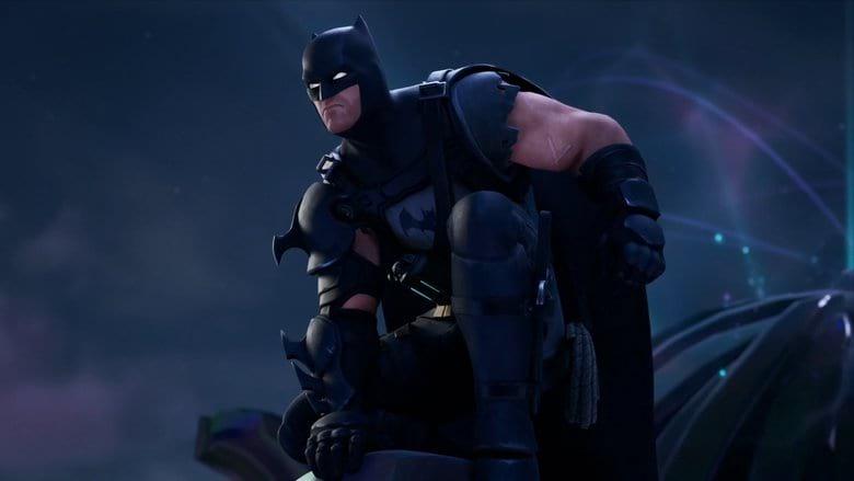 fortnite armored batman skin