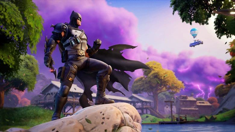 fortnite batman cosmetics leaked